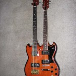 Double Neck 6 String & Bass