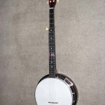 Orlando 5 String Banjo W/Resonator